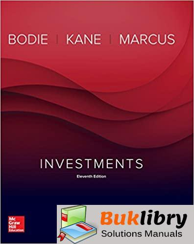 Download Solutions Manual of Investments PDF